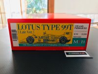 Model Factory Hiro 【K-730】1/20 LOTUS TYPE 99TB Fulldetail Kit