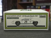 HSC【HSC-008】1/24 Type-47GT #44 BH 1967 トランスキット