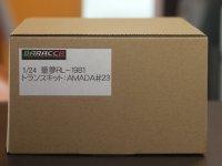 BARACCA【TK-002】1/24 童夢RL-1981 :アマダ#23 trans kit
