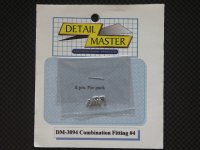 DETAIL MASTER【DM-3094】Combination Fitting#4