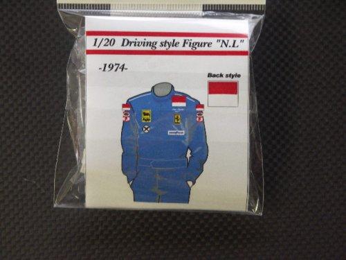 他の写真1: E‐JAN【EJP-877】1/20 Driving Figuer N・L (Ver:B+C)