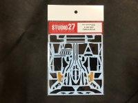 STUDIO27【CD-20048】1/20 023用カーボンデカール(T社対応)
