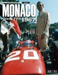 MFH【JHB-16】JOE HONDA Racing Pictorial Series16 MONACO Grand Prix 1967