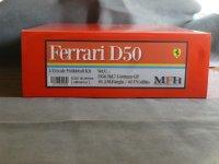 Model Factory Hiro 【K-582】1/12 FERRARI D50 VerC Fulldetail Kit