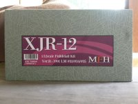 Model Factory Hiro 【K-596】1/12 XJR-12 1991 LM VerB Fulldetail Kit