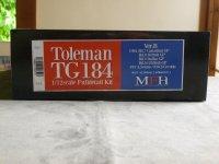 Model Factory Hiro 【K-651】1/12 Toleman TG184 VerB  Fulldetail Kit