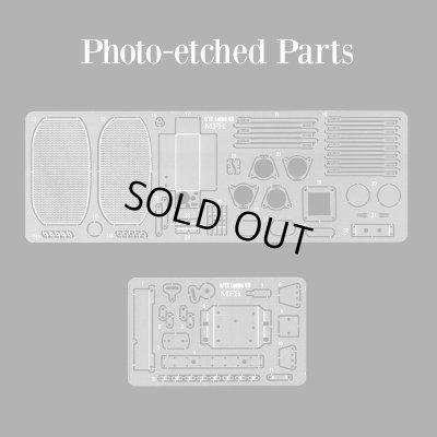 画像4: Model Factory Hiro 【K-690】1/12  LOTUS Type49 Late Type VerB  Fulldetail Kit