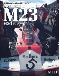MFH【JHB-004】JOE HONDA Racing Pictorial Series4 M23-M26 1973-78