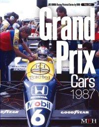 MFH【JHB-20】JOE HONDA Racing Pictorial Series20 Grand Prix CARS 1987