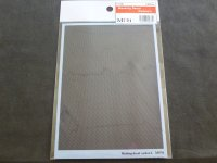 Model Factory Hiro 【P1108】MASKING DECAL [Carbon L]