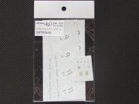 MFH【SDK-037】250TR59/60 対応スペアデカール