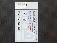 MFH【SDK-257】1/20 MATRA MS80 VerA Spare decal