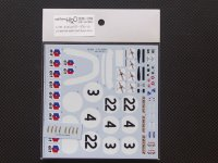MFH【SDK-259】1/20 MATRA MS80 VerC Spare decal