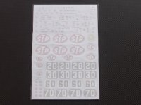 MFH【SDK-263】1/20 LOTUS56Indy Spare decal