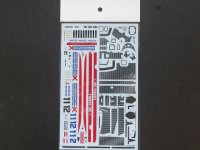 MFH【SDK-278】1/20 LOTUS 88 Spare decal