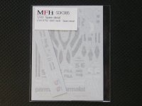 MFH【SDK-385】1/43 BT52 1983 Ver:B   Spare decal
