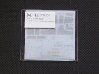 MFH【SDK-C4】1/43 FERRARI 126C4  VerA&B&C共通  Spare decal