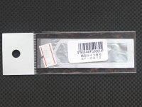 株式会社アイガーツール【EF-0612】カーブタイプ替刃 ×1 (鎌型刃、湾曲部の切断などに)