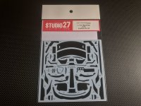 STUDIO27【CD-24038】1/24 Mustang GT4 Carbon decal(T社対応)