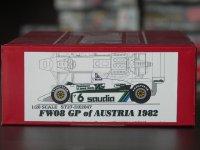 "STUDIO27【DX-2047】1/20 FW08""オーストリア""'1982 DX KIT"