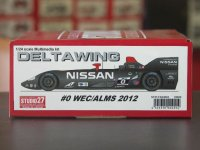 STUDIO27【FD-24002】1/24 Delta Wing #0 WEC/ALMS 2012 kit 【lot:50pce】