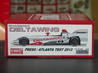 STUDIO27【FD-24006】1/24 Delta Wing Press/ATLANTA TEST 2013 kit 【lot:30pce】