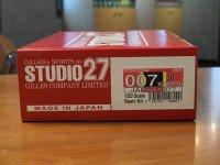 STUDIO27【FK-20138】1/20 ティレル 007 国光仕様 日本GP '77