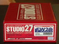 STUDIO27【FK-20191】1/20 FW28'06