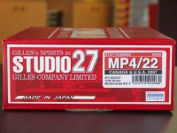 STUDIO27【FK-20208C】1/20 MP4/22 CANADA&USA GP'07(キャン対象外)
