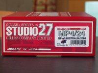 STUDIO27【FK-20240】1/20 MP4/24 GP of AUSTRALIA 2009