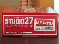 STUDIO27【FK-20250】1/20 MP4/11B MONACO GP 1996