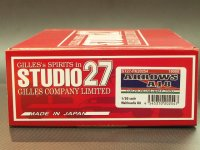 "STUDIO27【FK-20254】1/20 ARROWS A18""HUNGARIAN GP""1997"