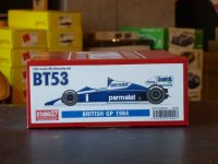 "STUDIO27【FK-20321】1/20 BT53 ""British GP""1984 kit"