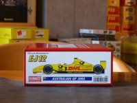 STUDIO27【FK-20324】1/20 EJ12 Australian GP 2002 kit