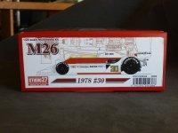 STUDIO27【FK-20338】1/20 M26 #30 1978 kit