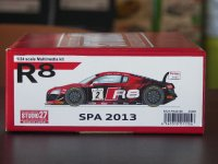 STUDIO27【FK-24125】1/24 AUDI R8 LMS ultra SPA 2013 kit