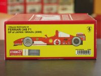 STUDIO27【FR-2019】1/20 FERRARI 248F1 GP OF JAPAN/BRAZIL kit(絶版)