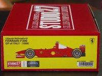 STUDIO27【FR-2020】1/20 FERRARI  F300 ITALY GP 1998