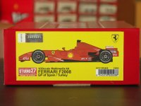 STUDIO27【FR-2028】1/20 FERRARI  F2008 GP of spain/turkey