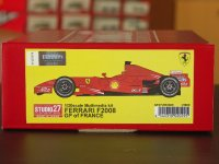 STUDIO27【FR-2029】1/20 FERRARI  F2008  GP of france