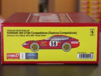 "STUDIO27【FR-2418】1/24 FERRARI 365 GTB4 ""Shark Team "" #56 LM73"