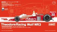 STUDIO27【TRK-001】1/20 Theodore Racing Wolf WR3 kit