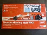 STUDIO27【TRK-007】1/20 Theodore Racing Wolf WR3 AFX F-1 1979 Kit