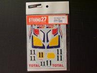 STUDIO27【DC-711C】1/12 ホンダRS500 R.ロッシュWGP'84