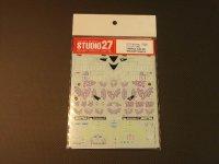 STUDIO27【DC-720C】1/12 YZR M1 GAULOISES 2003
