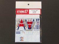 """STUDIO27【DC-807】1/12 ホンダNSR500""""A.PUIG """" 1994 #17"""
