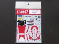STUDIO27【DC-813】1/12 DUCATI GP9 PRAMAC RACING 2009 US GP