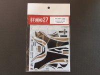 """STUDIO27【DC-818】1/12 DUCATI GP9""""FRANSISCO HERNANDO"""" #59 VARIATION-2"""