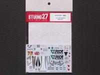 STUDIO27【DC-836】1/12 RC212V #41/72 2009 SCOT(T社対応)