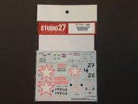 STUDIO27【DC-911】1/12 RC212V REPSOL #4・26/27 MotoGP 2011 SPC DECAL